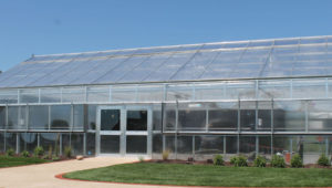 Educational & Research Greenhouse