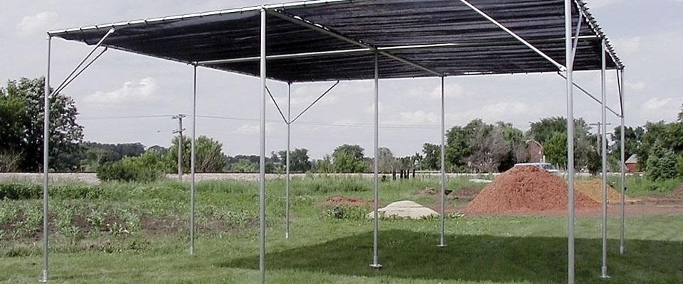 GrowSpan Add-A-Bay Shade Systems