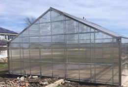 S2000 vegetable greenhouse