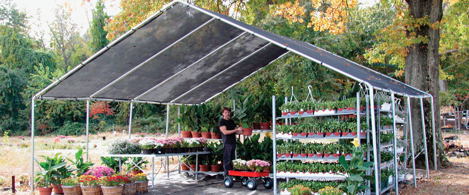 GrowSpan Commercial Shade Houses