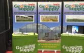 Growers Supply display
