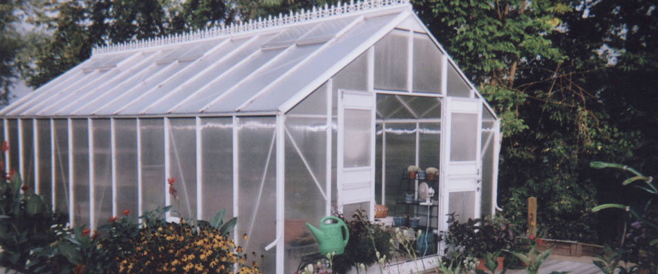 GrowSpan Estate Elite Greenhouses