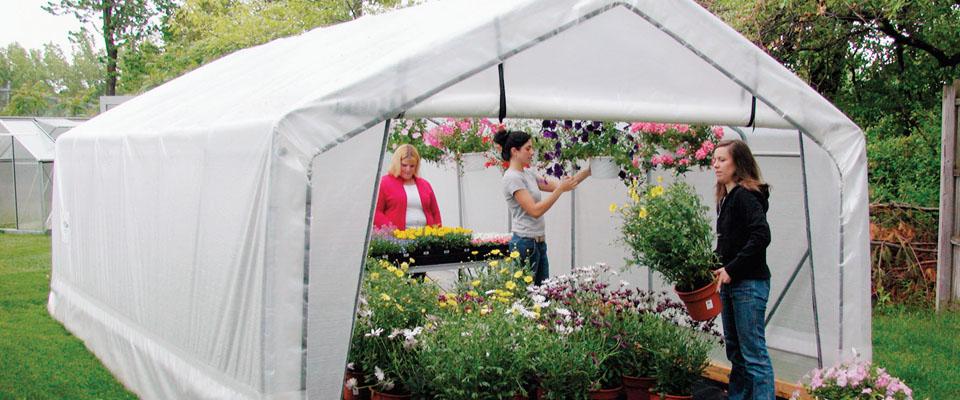 Gothic Hobby Pro Greenhouses