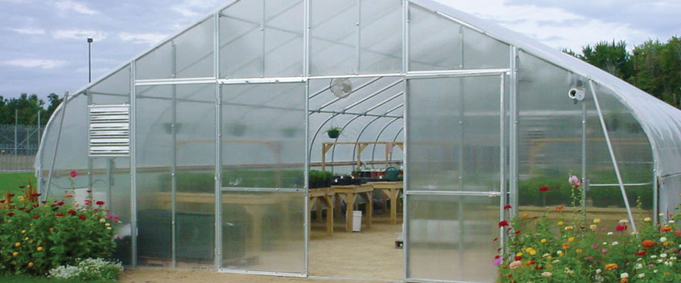 gothic greenhouse kits