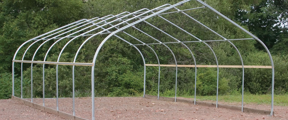 GrowSpan Gothic Cold Frames