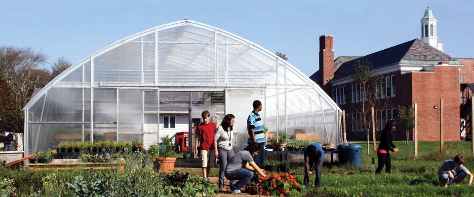 premium greenhouse kit