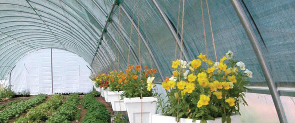 high tunnel greenhouse kit