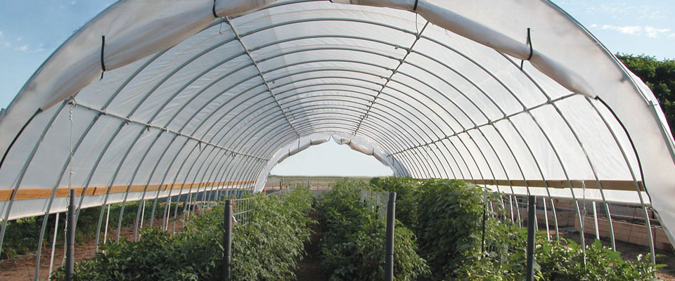 GrowSpan Round Cold Frames