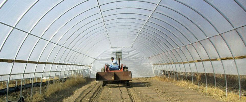 hoop greenhouse kits