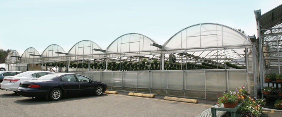 GrowSpan Series 1000 Commercial Greenhouses