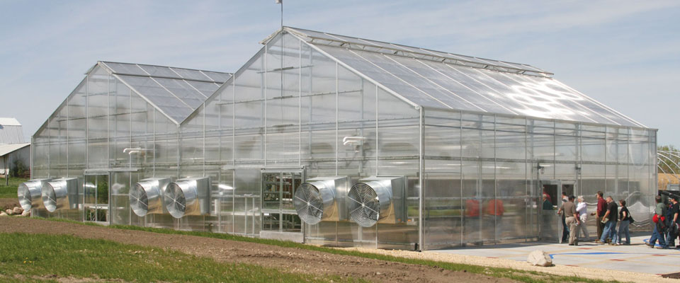Series 2000 Marijuana Greenhouse