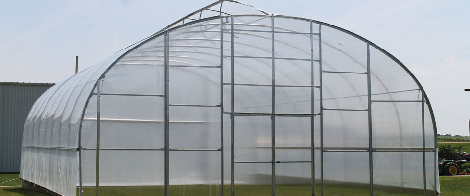 GrowSpan Series 500 Tall Greenhouses