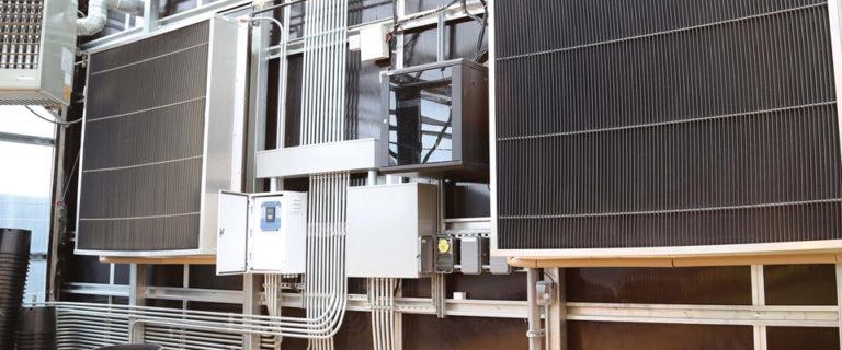 greenhouse environmental control