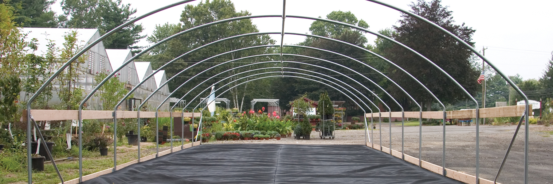 Cold Frame Structure