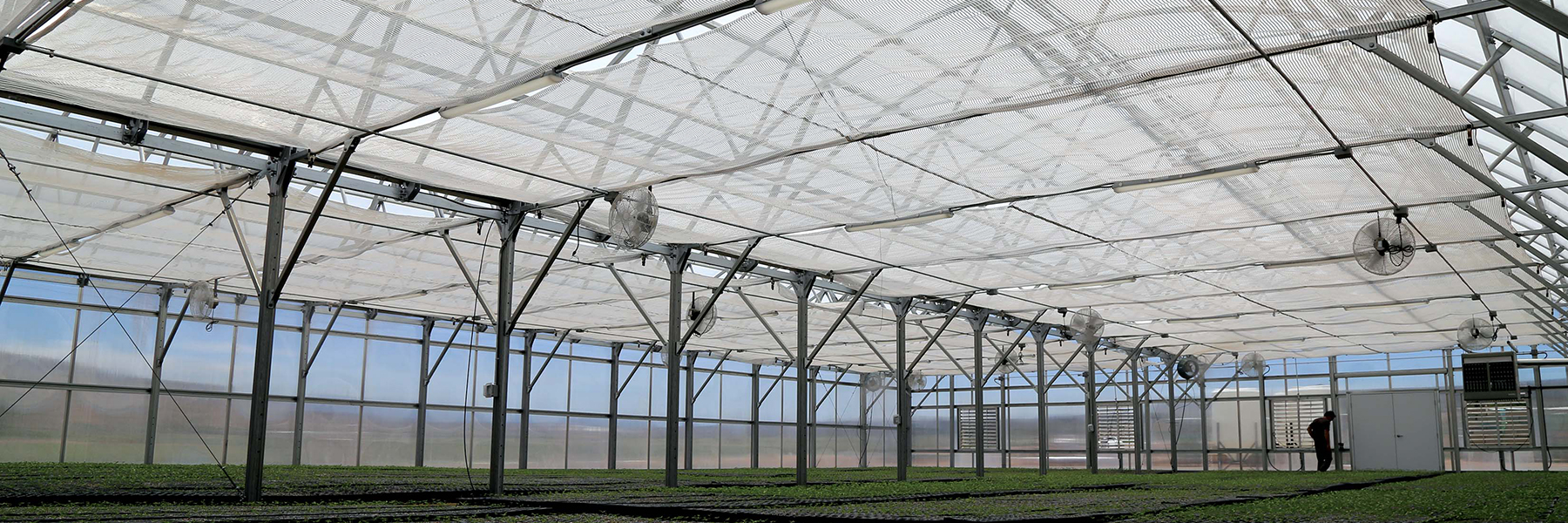 commercial greenhouse structures