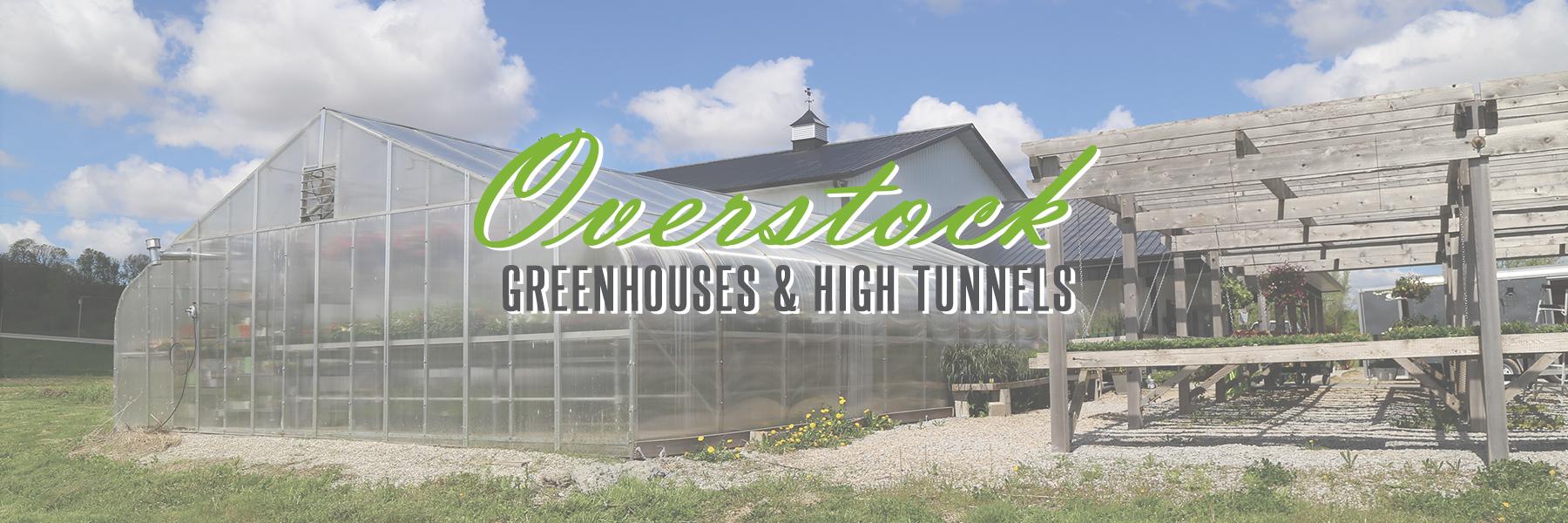 Overstock Greenhouses