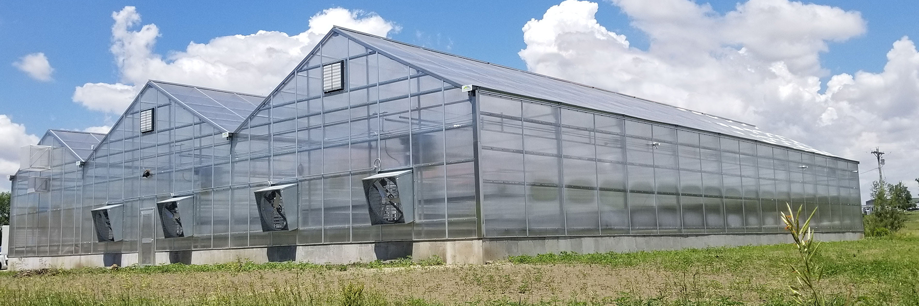 GS S2000 Greenhouse